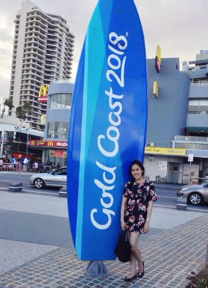 Vita di Gold Coast, Brisbane.