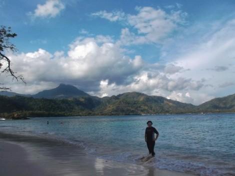 Nadja di Kiluan Bay - Lampung