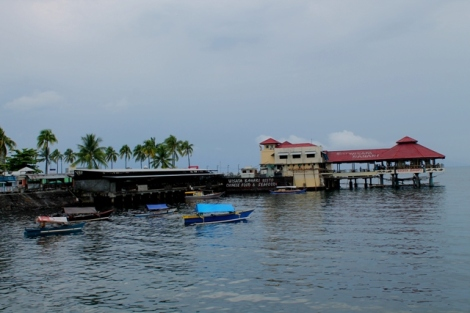Salah satu sudut kota Manado
