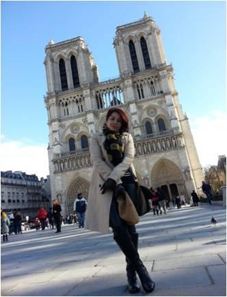 Irma di Notredame Paris