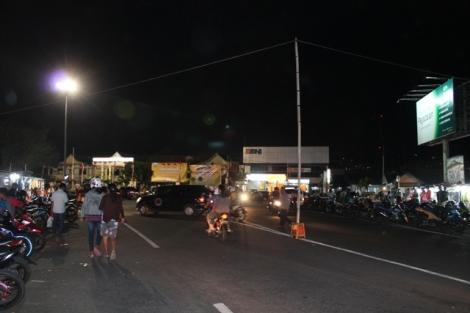 Salah satu sudut kota Ternate