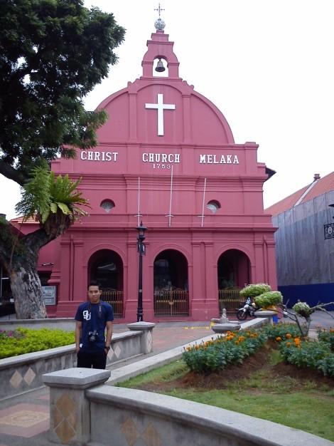 Christ Church Malaka
