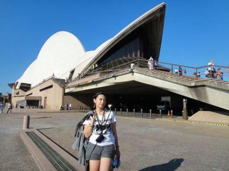 Devi di Opera House Sydney