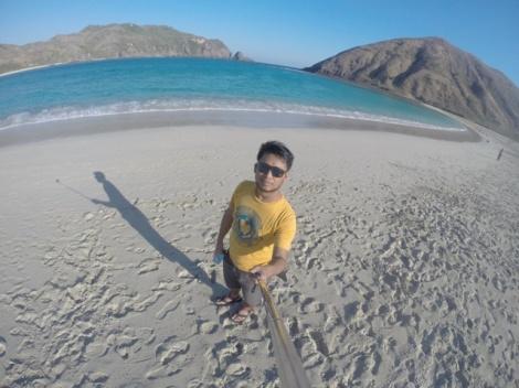 Pantai Mawun Kuta Lombok