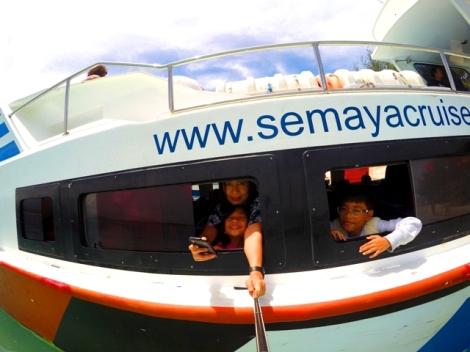 Fast Boat Semaya Cruise