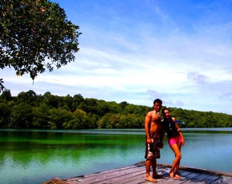 Danau Ubur-Ubur, Kakaban-Derawan