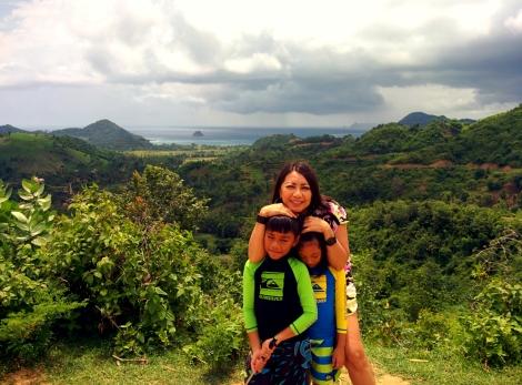 Bersama Desmo dan Naila menjelajahi Lombok