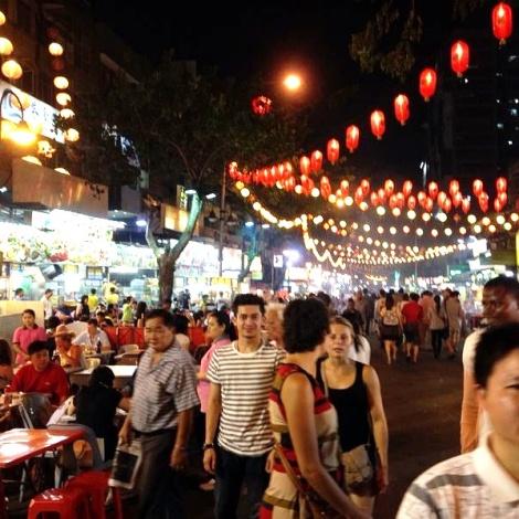 Veri China town