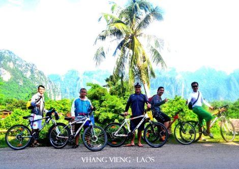 Antony di Vhang Vieng - Laos