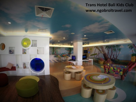 Kids Club Trans Hotel Bali