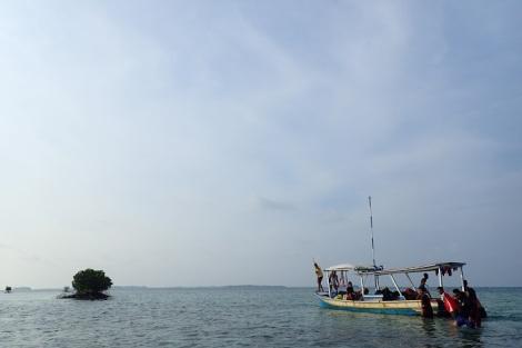 Kapal Ke Pulau Congkak