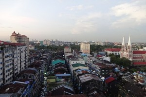 Yangoon City