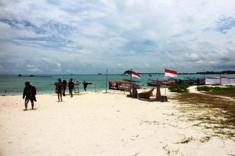 Pulau Gede Kepayang Belitung