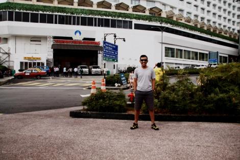 ngobroltravel saat di Genting Highland Malaysia